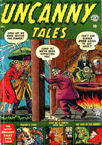 Cover Thumbnail for Uncanny Tales (Marvel, 1952 series) #4
