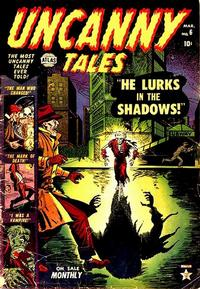 Cover Thumbnail for Uncanny Tales (Marvel, 1952 series) #6