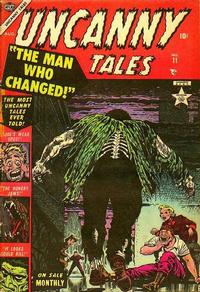 Cover Thumbnail for Uncanny Tales (Marvel, 1952 series) #11