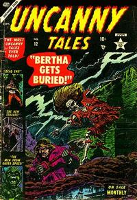 Cover Thumbnail for Uncanny Tales (Marvel, 1952 series) #12