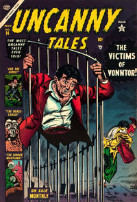 Cover Thumbnail for Uncanny Tales (Marvel, 1952 series) #14