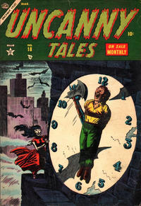 Cover Thumbnail for Uncanny Tales (Marvel, 1952 series) #18