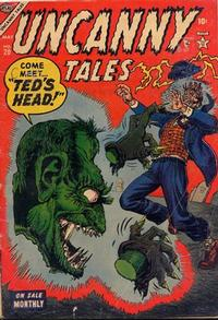 Cover Thumbnail for Uncanny Tales (Marvel, 1952 series) #20