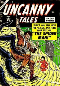 Cover Thumbnail for Uncanny Tales (Marvel, 1952 series) #26