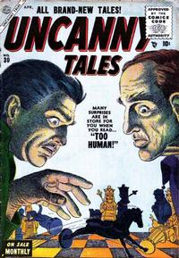 Cover Thumbnail for Uncanny Tales (Marvel, 1952 series) #30