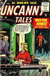 Cover Thumbnail for Uncanny Tales (Marvel, 1952 series) #32