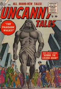 Cover Thumbnail for Uncanny Tales (Marvel, 1952 series) #38