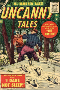 Cover Thumbnail for Uncanny Tales (Marvel, 1952 series) #39
