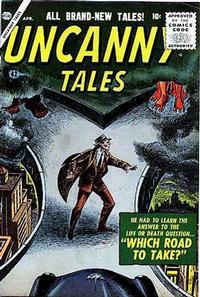 Cover Thumbnail for Uncanny Tales (Marvel, 1952 series) #42