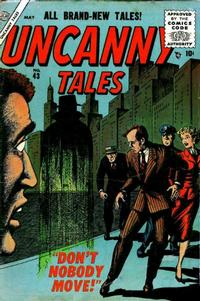 Cover Thumbnail for Uncanny Tales (Marvel, 1952 series) #43