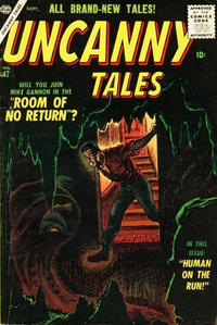 Cover Thumbnail for Uncanny Tales (Marvel, 1952 series) #47