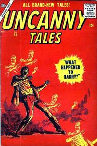 Cover Thumbnail for Uncanny Tales (Marvel, 1952 series) #48