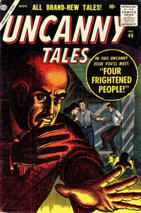 Cover Thumbnail for Uncanny Tales (Marvel, 1952 series) #49