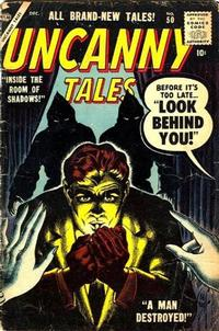 Cover Thumbnail for Uncanny Tales (Marvel, 1952 series) #50