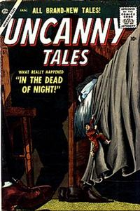 Cover Thumbnail for Uncanny Tales (Marvel, 1952 series) #51