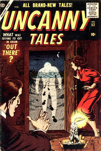 Cover Thumbnail for Uncanny Tales (Marvel, 1952 series) #52
