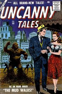 Cover Thumbnail for Uncanny Tales (Marvel, 1952 series) #53