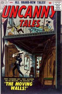 Cover Thumbnail for Uncanny Tales (Marvel, 1952 series) #54