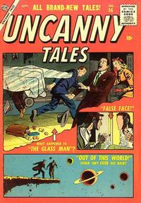 Cover Thumbnail for Uncanny Tales (Marvel, 1952 series) #56