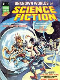 Cover Thumbnail for Unknown Worlds of Science Fiction (Marvel, 1975 series) #4