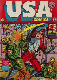 Cover Thumbnail for USA Comics (Marvel, 1941 series) #4
