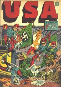 Cover Thumbnail for USA Comics (Marvel, 1941 series) #5