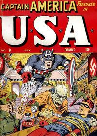 Cover Thumbnail for USA Comics (Marvel, 1941 series) #9