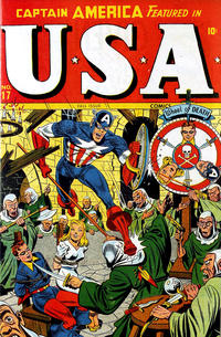 Cover Thumbnail for USA Comics (Marvel, 1941 series) #17