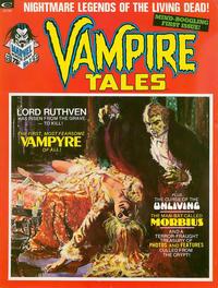 Cover Thumbnail for Vampire Tales (Marvel, 1973 series) #1