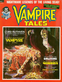 Cover Thumbnail for Vampire Tales (Marvel, 1973 series) #1