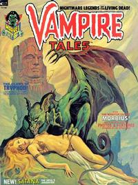 Cover Thumbnail for Vampire Tales (Marvel, 1973 series) #2