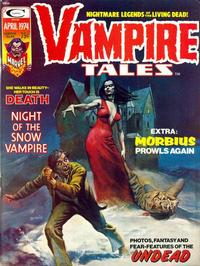 Cover Thumbnail for Vampire Tales (Marvel, 1973 series) #4
