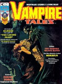 Cover Thumbnail for Vampire Tales (Marvel, 1973 series) #5