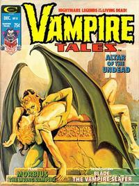 Cover Thumbnail for Vampire Tales (Marvel, 1973 series) #8