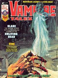 Cover Thumbnail for Vampire Tales (Marvel, 1973 series) #9