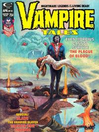 Cover Thumbnail for Vampire Tales (Marvel, 1973 series) #10