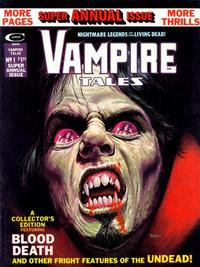 Cover Thumbnail for Vampire Tales Annual (Marvel, 1975 series) #1