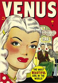 Cover Thumbnail for Venus (Marvel, 1948 series) #2