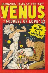 Cover Thumbnail for Venus (Marvel, 1948 series) #6