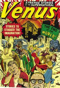 Cover Thumbnail for Venus (Marvel, 1948 series) #11