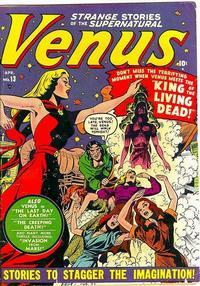Cover Thumbnail for Venus (Marvel, 1948 series) #13