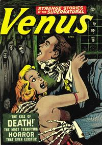 Cover Thumbnail for Venus (Marvel, 1948 series) #19