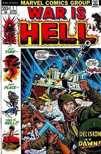 Cover Thumbnail for War Is Hell (Marvel, 1973 series) #1