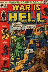 Cover Thumbnail for War Is Hell (Marvel, 1973 series) #2