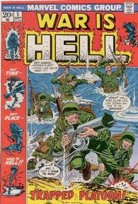 Cover Thumbnail for War Is Hell (Marvel, 1973 series) #5