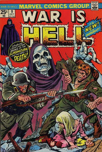 Cover Thumbnail for War Is Hell (Marvel, 1973 series) #9
