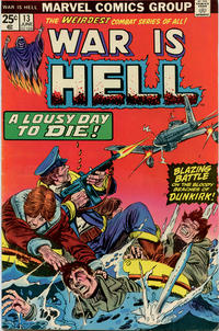 Cover Thumbnail for War Is Hell (Marvel, 1973 series) #13