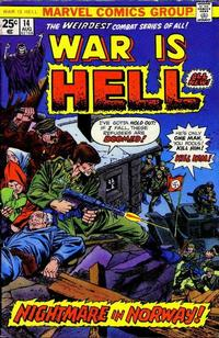 Cover Thumbnail for War Is Hell (Marvel, 1973 series) #14
