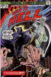 Cover Thumbnail for War Is Hell (Marvel, 1973 series) #15
