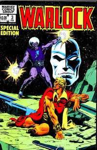 Cover Thumbnail for Warlock (Marvel, 1982 series) #3